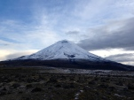 Cotopaxi volcano (2014).