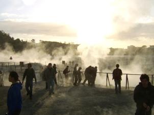 Solfatara crater (2008).
