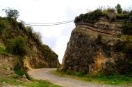 The area around Nevado Del Ruiz.