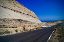 Volcanic stratigraphy.